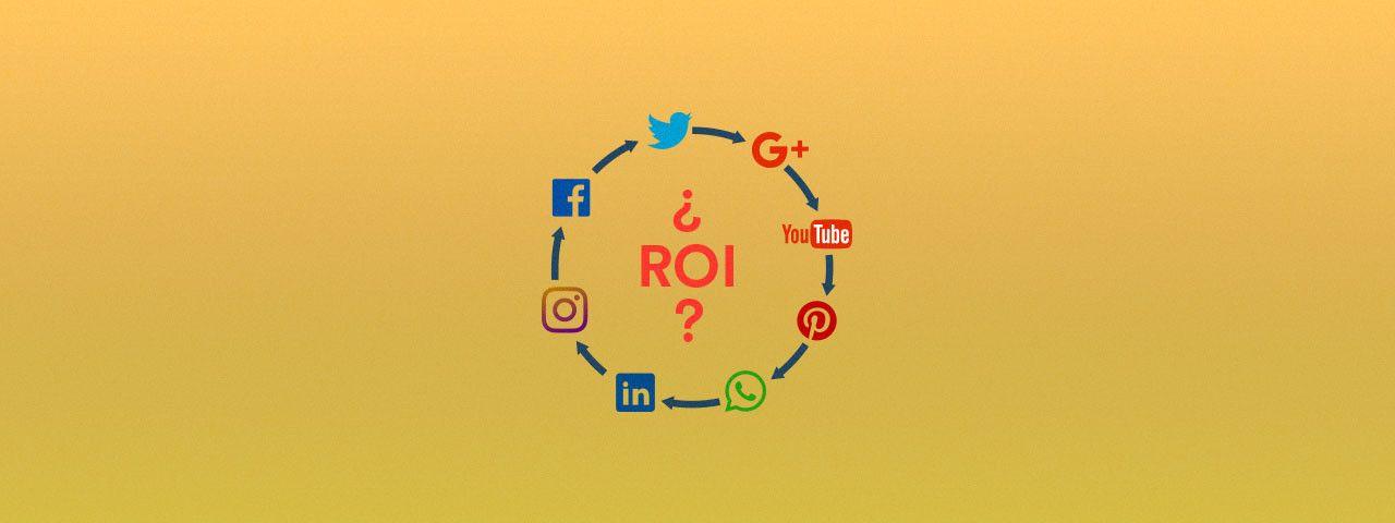 Cómo medir el ROI en las redes sociales