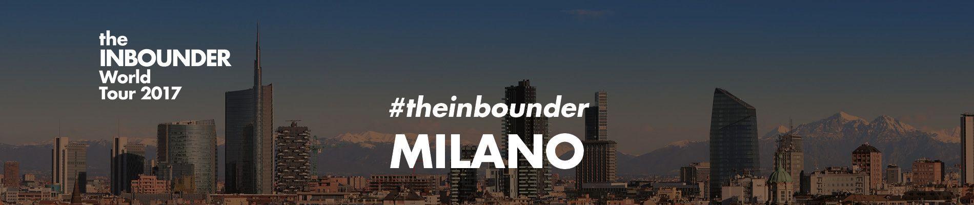 inbounder world tour milano