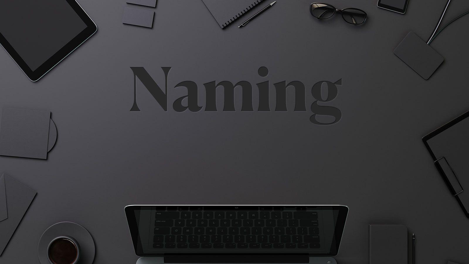 Rebranding process strategy