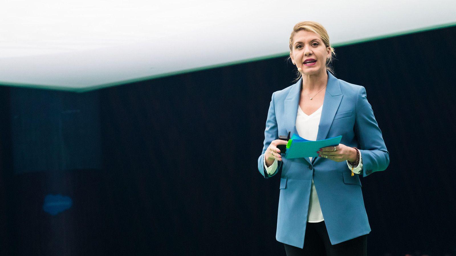 Entrevista a Laura Guzmán Linares, Regional Vice President Marketing Cloud en Salesforce