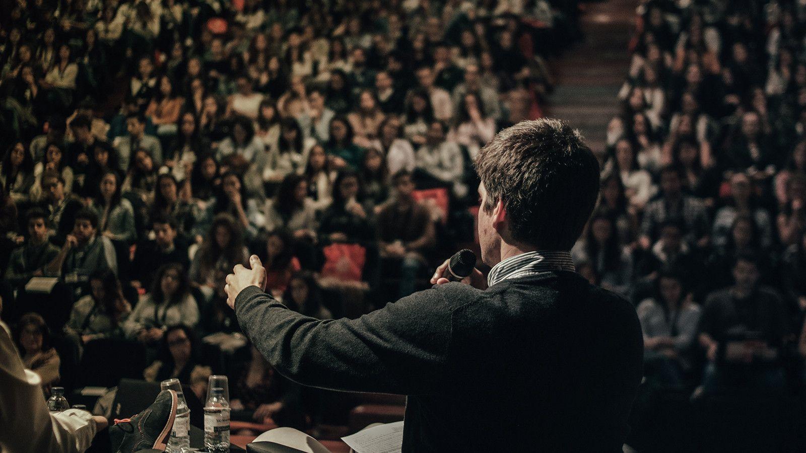 Charlas TED- Marketing digital