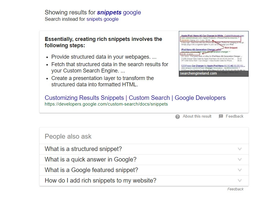 """""""This is what is called machine learning applied to SEO. Google uses it to  know the user's intention to search"""", says Saurina."""